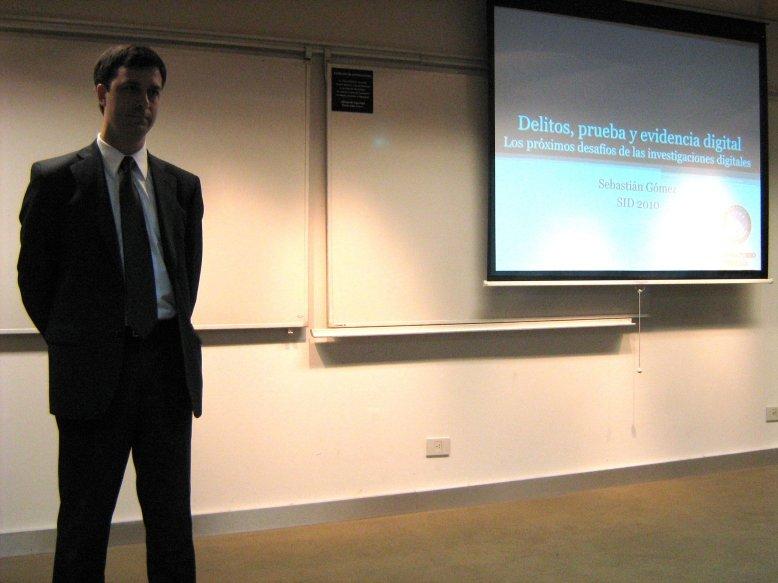 Usted está navegando las imágenes de este artículo. Simposio Argentino de Informática y Derecho - 2010